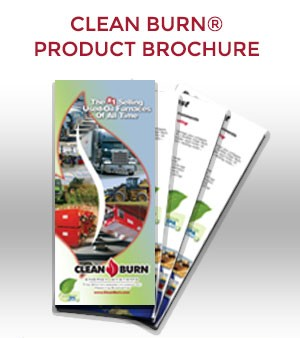 Clean Burn Brochure