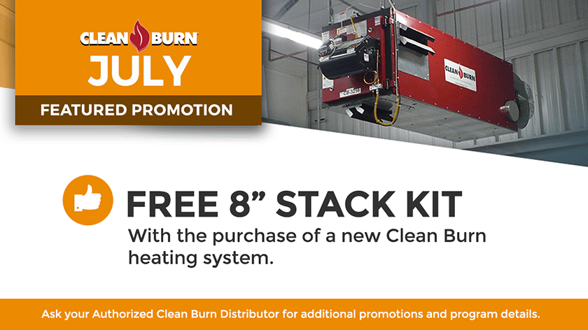 Shop Specialties | Montana Waste Oil Furnaces and Waste Oil Boilers